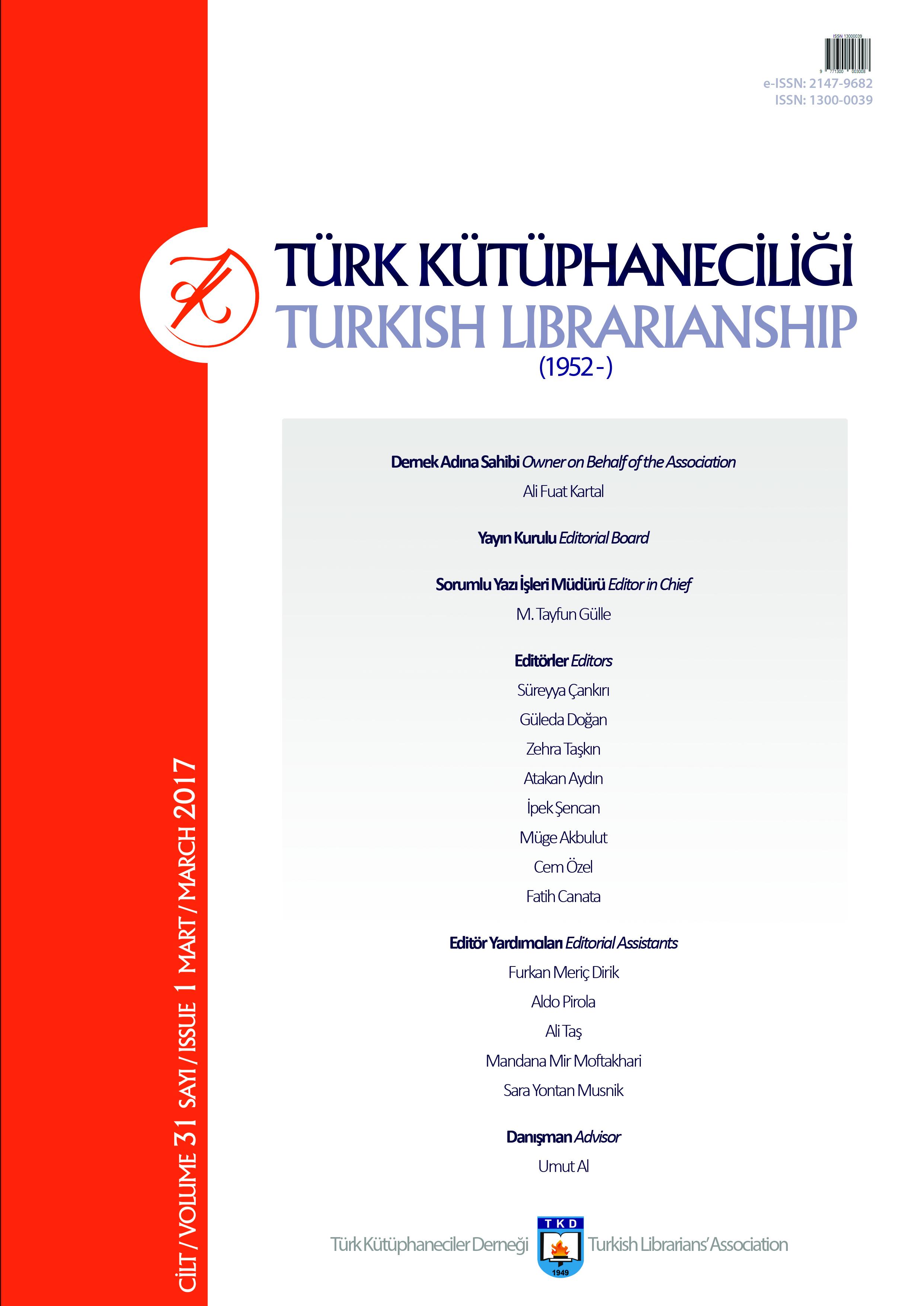 Kapak Sayfası